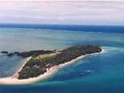 Остров Робинзона Крузо.